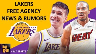 Lakers Rumors On Bogdan Bogdanovic, JaVale McGee & Kyle Kuzma + News On Avery Bradley To The Heat