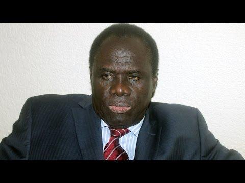 Qui est Michel Kafando, le nouveau président par intérim du Burkina-Faso ?