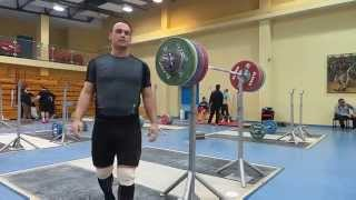 "Ilya Ilyin - Member of the ""ASTANA"" Presidential Professional Sport Club"