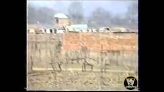 Чечня, Комсомольское. Начало штурма.