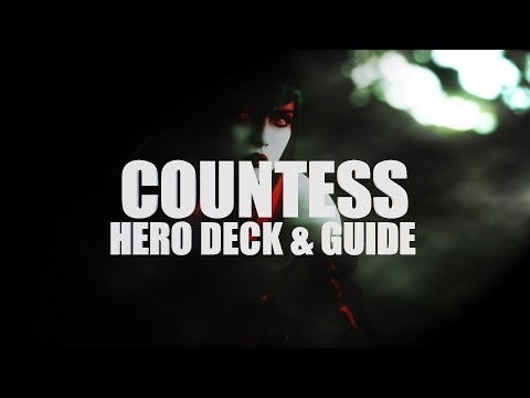 v44.3 Countess Deck & Guide - The Dancing Sleeper Agent Assassin of Shadow