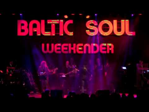 Baltic Soul Weekender #5 - Keni Burke - Rising to the Top Live