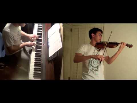 Joe Hisaishi - Summer FT. Josh Chiu on Violin!