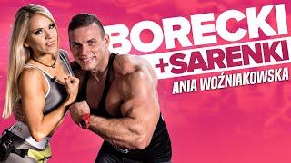 Borecki Trenuje Z Sarenkami  Wicemistrzyni Europy Ania Woźniakowska