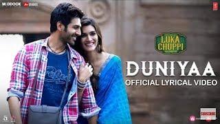 DUNIYA - LUKA CHUPPI | AKHIL | Kartik Aaryan | kriti sanon | N.S.Production's