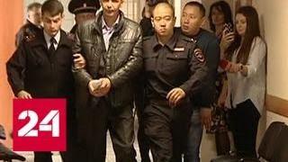 Смотреть видео Водитель внедорожника в Иркутске спровоцировал смертельную аварию - Россия 24 онлайн