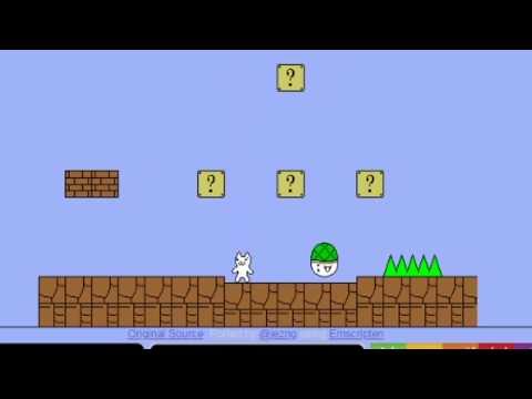 Syobon Cat Mario 2020