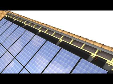 groupe solution energie gse integration in roof system youtube. Black Bedroom Furniture Sets. Home Design Ideas