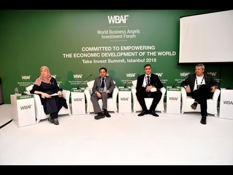 WBAF 2018 Panel: What is the importance of a good working entrepreneurial ecosystem?
