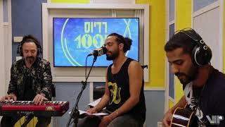 בניה ברבי - הלב שלי (ישי ריבו) - 100FM - מושיקו שטרן