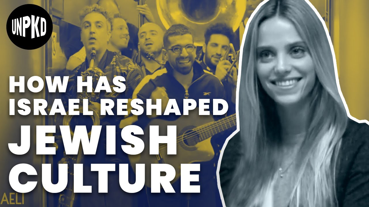 How Israel Reshaped Jewish Culture