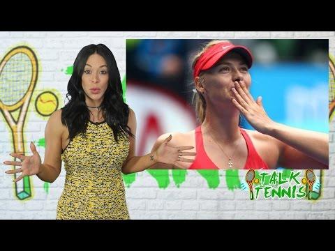 Where in the world is Maria Sharapova?!