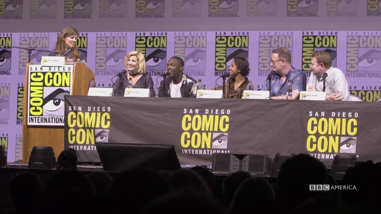 Meet the Team | San Diego Comic-Con 2018 | BBC America