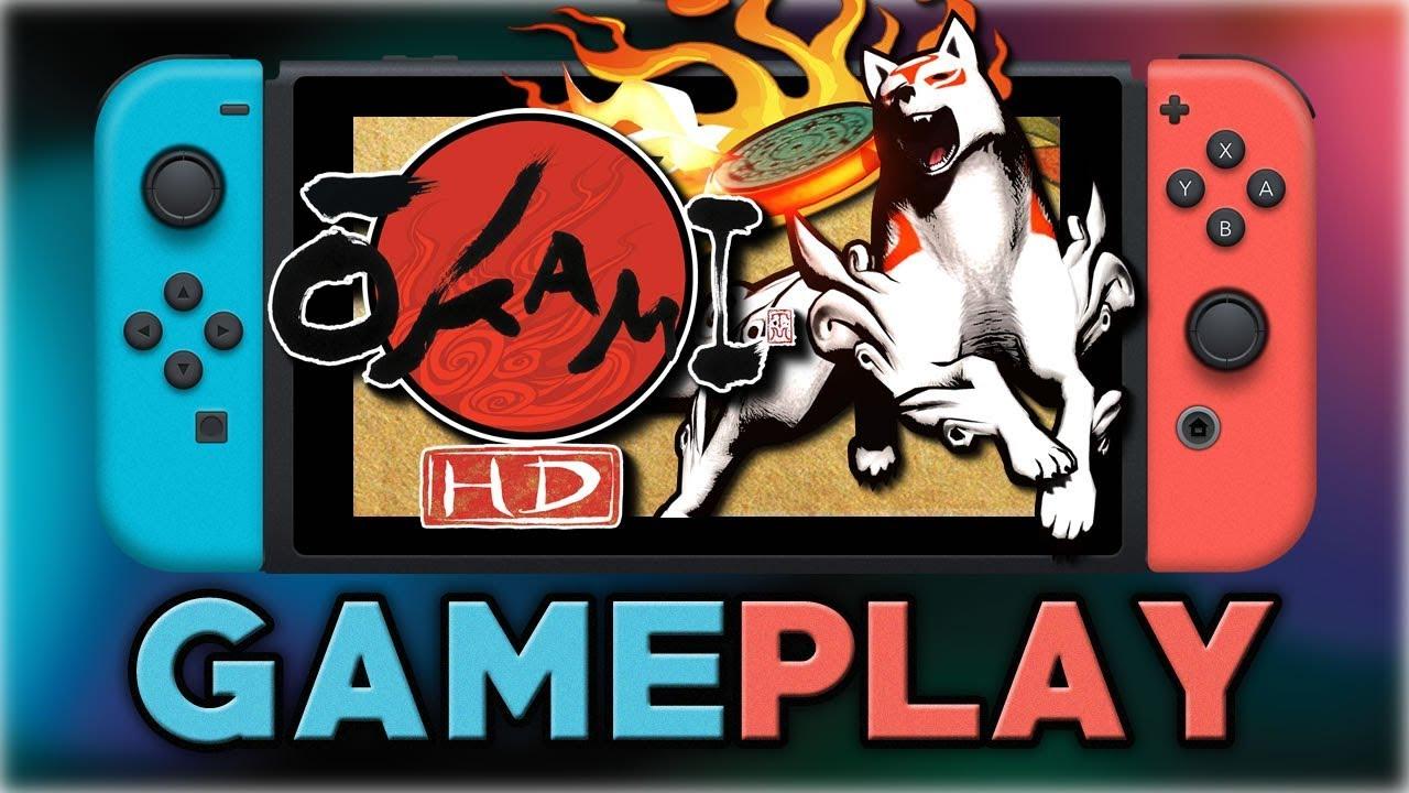 Okami HD - Download Game Nintendo Wii Free
