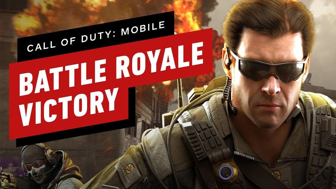 Call of Duty Mobile: Scoring Our First Battle Royale Win