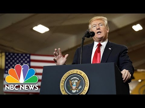 President Donald Trump Speaks At VFW Convention In Kansas City | NBC News