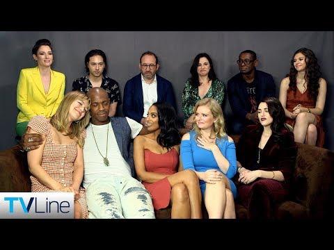 'Supergirl' Cast Talks Pants, Pregnancy and Lena's Revenge | Comic-Con 2019 | TVLine