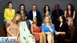 'Supergirl' Cast Talks Pants, Pregnancy and Lena's Revenge   Comic-Con 2019   TVLine