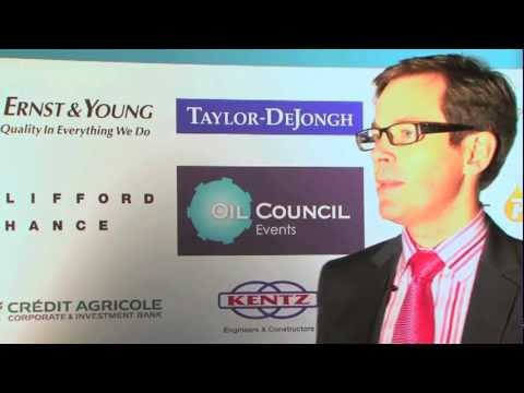 OIL COUNCIL: Chris Walcot Interview, Oil Council World Assembly.