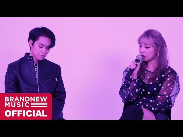 키디비 (KittiB) 'psycho (Feat. 빈센트블루)' LIVE CLIP