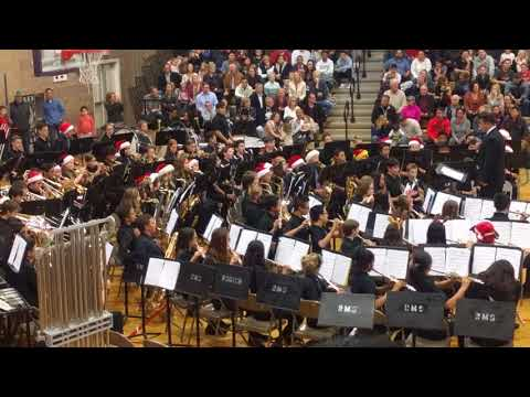 Sig Rogich Middle School Intermediate Band: Take On Me by A-ha
