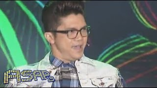 Mr. Suave Vhong Navarro back on ASAP stage