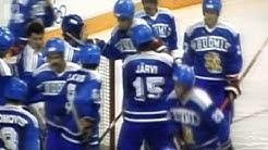 Jääkiekko Olympialaiset Calgary 1988