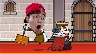 ThắnG Tê Tê Biến Thành Trẻ Trâu Đi Cướp Ngôi Vua Trong Game