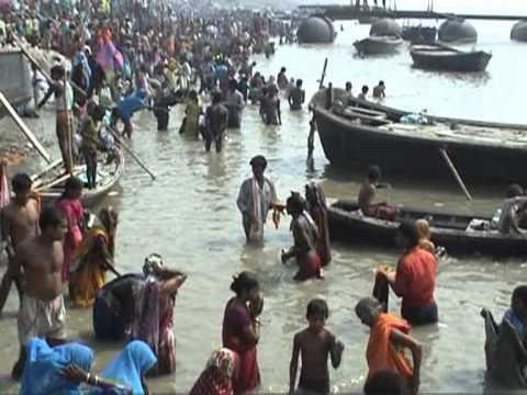 Gopiganj Ganga River, Rampur Ghat