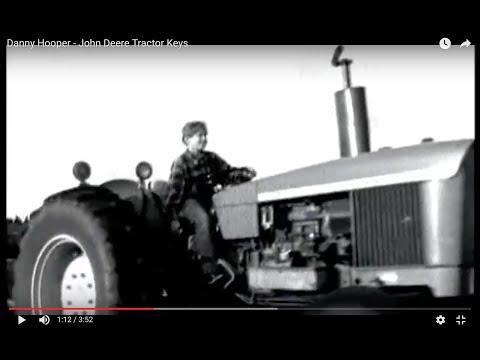 Danny Hooper - John Deere Tractor Keys
