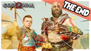 TAMAT 😍 God Of War 4 Indonesia #10 - The END