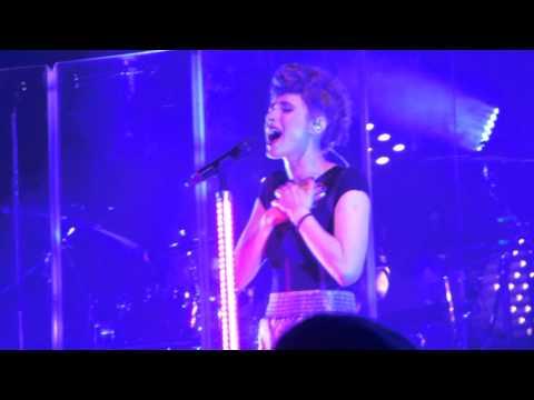 Kiesza - Sound Of A Woman (HD) (Live @ Amager Bio, Copenhagen. 31-01-15)