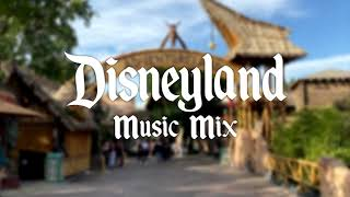 Disneyland Park Music Mix (2020)