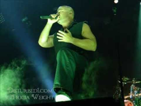 DISTURBED - Rockstar Energy MAYHEM FESTIVAL 2011 - Concert Review Video