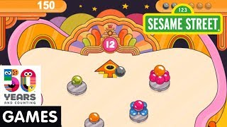 Sesame Street: Pinball Number Count | Games Video