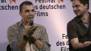 Filmgespräch - Schuld sind immer die Anderen (Festival des deutschen Films)