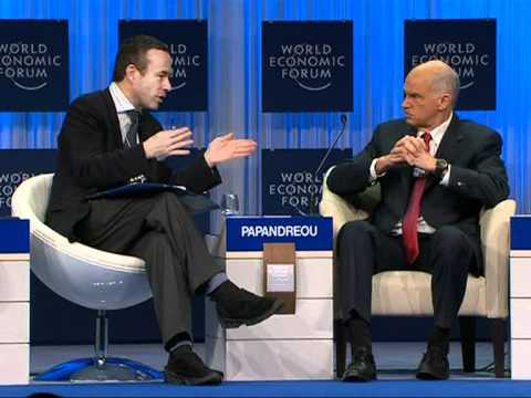 Davos Annual Meeting 2011 - Europe: Back to the Drawing Board?   27.01.2011