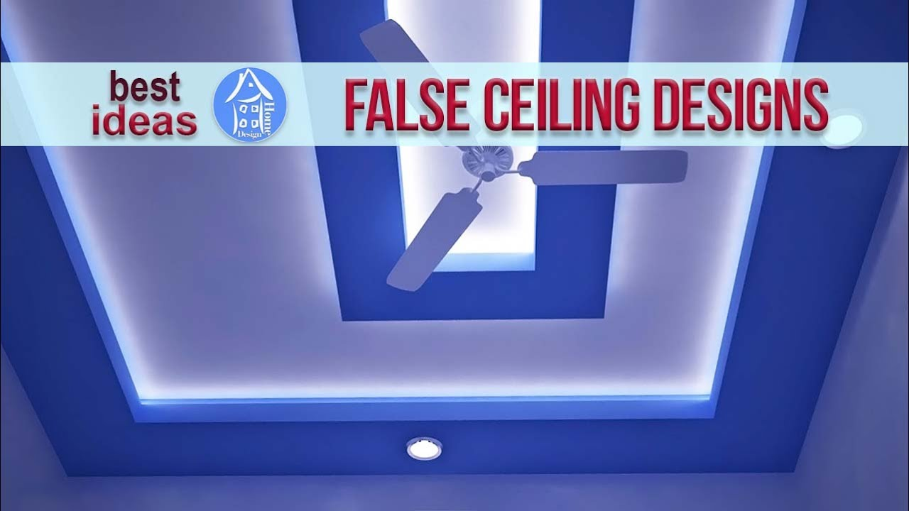 Best False Ceiling Designs   Simple Ideas Design For Bedroom, Living Room,  Kitchen | Gypsum Board
