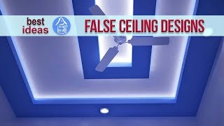 💗 Best False Ceiling Designs - Simple Ideas design For Bedroom, Living room, Kitchen | Gypsum Board