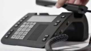 Produktvideo zu Großtasten-Telefon Humantechnik Flashtel Comfort III