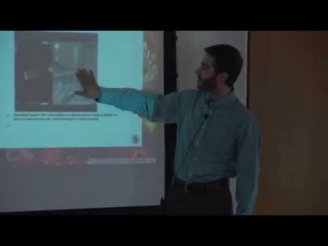 Adam Attwood - Virtual Art Museums in K-16 Courses