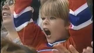1993 Canadiens Stanley Cup Goals