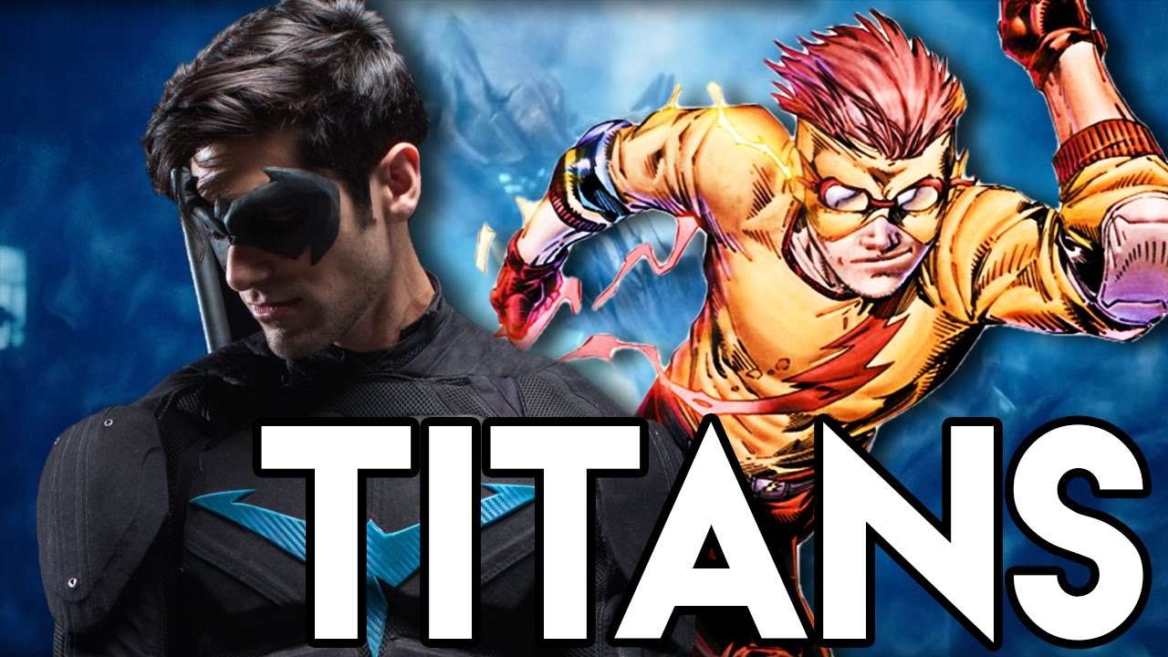 Will Titans Crossover With The Flash, Supergirl Or Arrow -8572