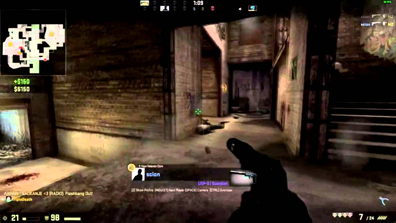 [CS:GO] Spamming voice chat and funny stuff