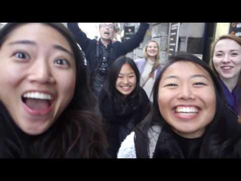 Study Abroad Copenhagen// Study Tour week: BUDAPEST!!! :)