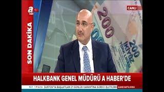 Genel Müdürümüz Sayın Osman Arslan'ın Döviz Kuru ile ilgili A Haber Röportajı
