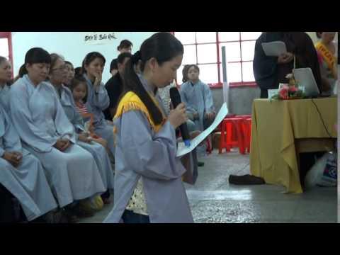 Dai le Vu Lan - Bao Hieu tai Dai Bac - Dai Loan 2014