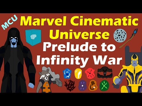 Marvel Cinematic Universe: Prelude to Infinity War