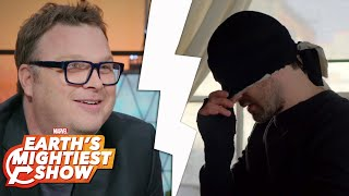 Marvel's Daredevil showrunner Erik Oleson on creating season 3 | Earth's Mightiest Show Bonus