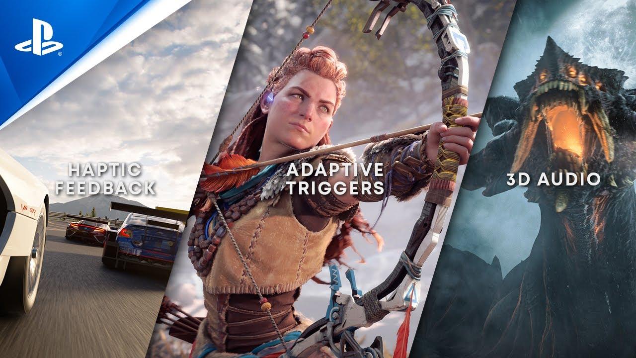 PlayStation 5 - Imersiune uluitoare